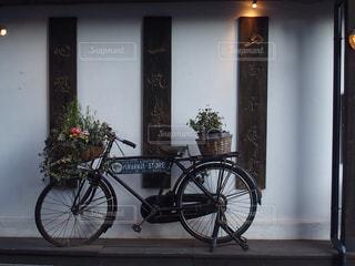自転車の写真・画像素材[142485]