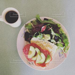 朝食の写真・画像素材[695413]