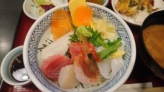 海鮮丼の写真・画像素材[3415379]