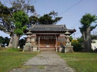 厳島神社③の写真・画像素材[4432643]