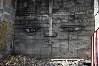 ストリートアートの写真・画像素材[3657518]