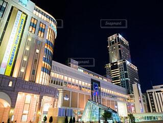 札幌駅前の写真・画像素材[4796991]