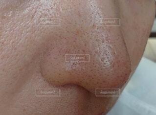 鼻の写真・画像素材[3719509]