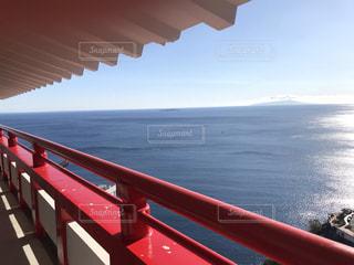 熱海の海の景色の写真・画像素材[3473915]