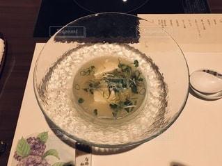冷やし豆腐の写真・画像素材[3517938]