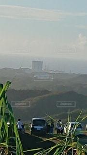 ロケット台の写真・画像素材[3451303]