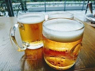 ビールで乾杯!の写真・画像素材[3582059]