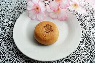 季節の和菓子の写真・画像素材[4202839]