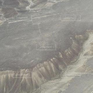 ナスカの地上絵の写真・画像素材[3443046]