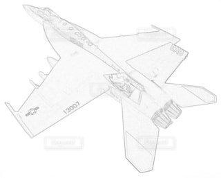 アメリカ海軍 F-18E スーパーホーネット 第115戦闘飛行隊の写真・画像素材[3731416]