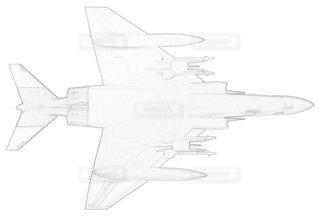 アメリカ海兵隊 F-4J ファントムⅡ 第451戦闘攻撃飛行隊の写真・画像素材[3740785]