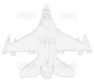 アメリカ空軍 F-16CJ ファイティングファルコンの写真・画像素材[3749712]