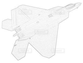 アメリカ空軍 F-22 ラプター 第1戦闘航空団 第27戦闘飛行隊の写真・画像素材[3755804]