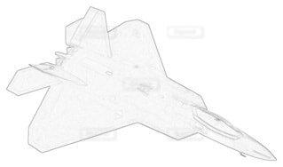 アメリカ空軍 F-22 ラプター 第1戦闘航空団 第27戦闘飛行隊の写真・画像素材[3755820]