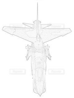 アメリカ海兵隊 F-8E クルセイダーの写真・画像素材[3762067]
