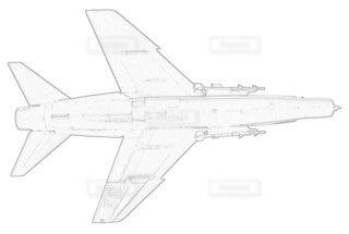 アメリカ海兵隊 F-8E クルセイダーの写真・画像素材[3762083]
