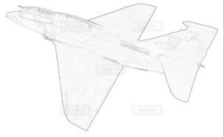 アメリカ海兵隊 OA-4M スカイホークの写真・画像素材[3768407]