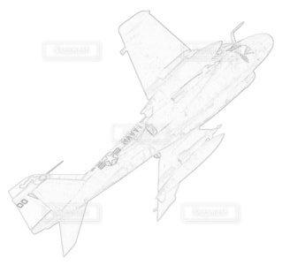 アメリカ海軍 A-6E イントルーダー 第52戦闘飛行隊の写真・画像素材[3771538]
