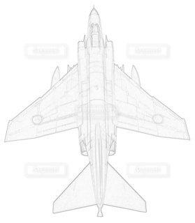 航空自衛隊 F-4EJ改 ファントムⅡ 第302飛行隊の写真・画像素材[3790894]