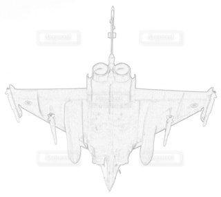 フランス空軍 ラファールCの写真・画像素材[3864579]