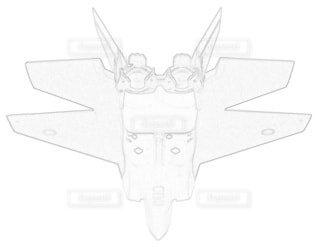 航空自衛隊 先進技術実証機 X-2の写真・画像素材[3951138]