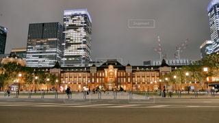 東京駅の写真・画像素材[3634319]