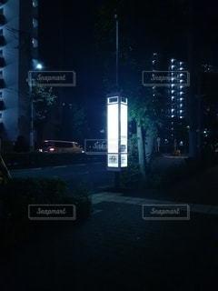 都会の灯火の写真・画像素材[3482183]