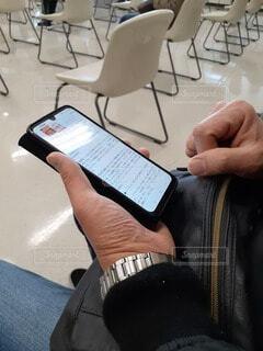 携帯電話の写真・画像素材[3917215]