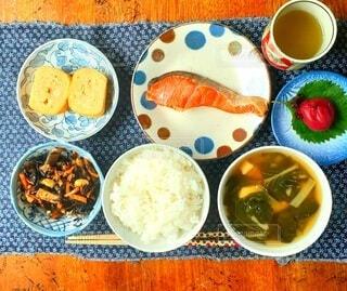 和朝食の写真・画像素材[4778584]