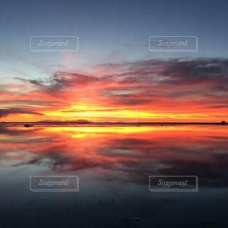 夕日の写真・画像素材[146711]