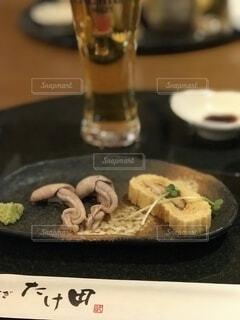 うなぎ懐石で食べたホニャララの写真・画像素材[3812154]