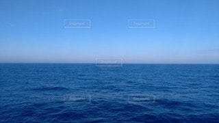 水平線の写真・画像素材[3612157]