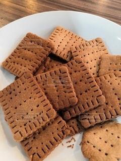 biscuitの写真・画像素材[3448618]