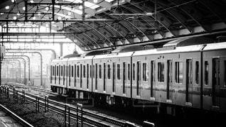 電車の写真・画像素材[285477]