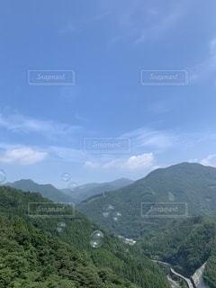 上野村の風景の写真・画像素材[3540990]