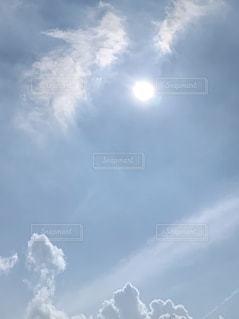 夏空の写真・画像素材[3596629]