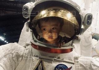 宇宙服の写真・画像素材[4133066]