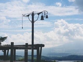 愛妻の丘の写真・画像素材[4189422]