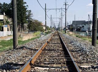 ローカル線の写真・画像素材[4331282]