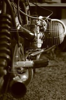 バイクに乗ろうの写真・画像素材[3450334]