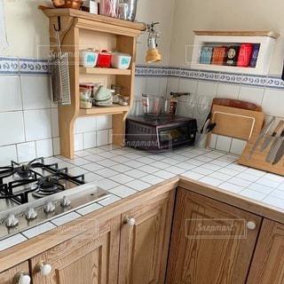 キッチンの写真・画像素材[3501105]