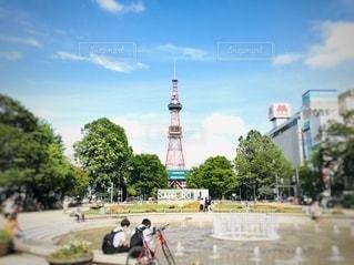 大通り公園の写真・画像素材[3541012]