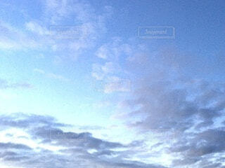 空の雲の群の写真・画像素材[3662593]