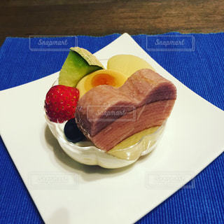 バレンタイン限定のケーキですの写真・画像素材[150684]