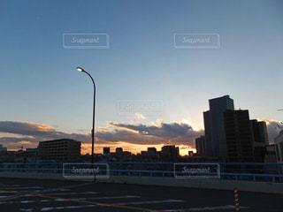 高槻市の日常の黄昏 - No.912407