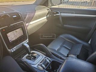 車のクローズアップの写真・画像素材[3468523]