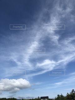 空の雲の群の写真・画像素材[3513633]