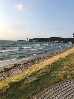波の写真・画像素材[3471374]