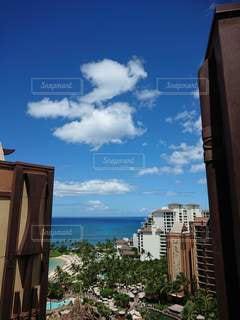 ハワイの楽園の写真・画像素材[3473617]