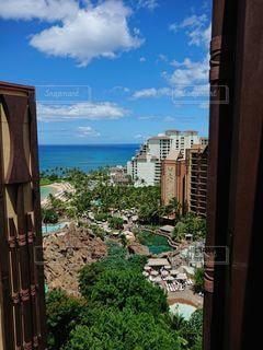 ハワイの楽園2の写真・画像素材[3473616]